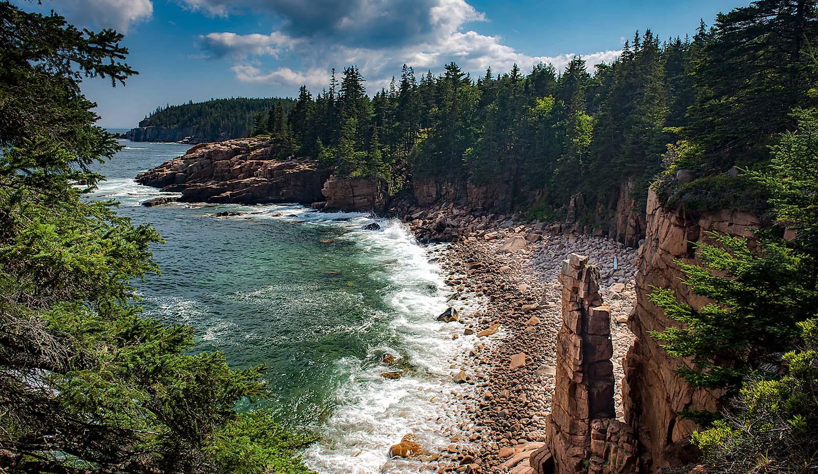 Monument Cove, Acadia National Park
